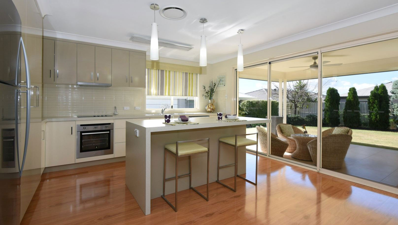 Interior Ascot Kitchen