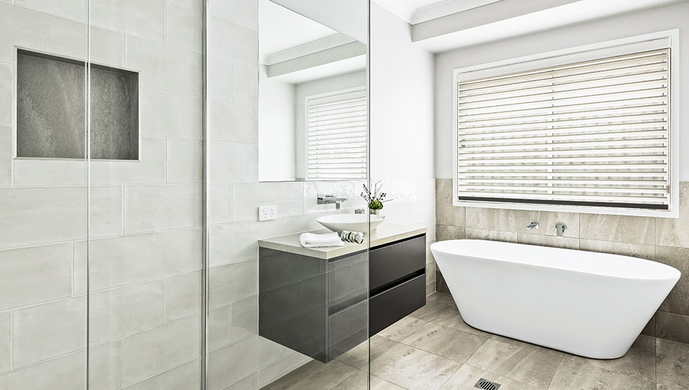 Interior Harrow Bathroom