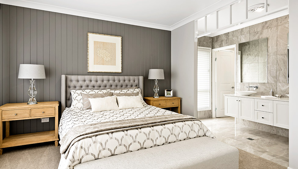 Interior Harrow Bedroom