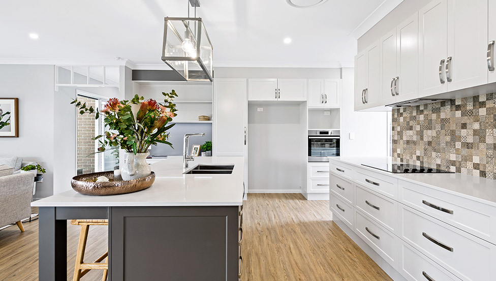 Interior Harrow Kitchen