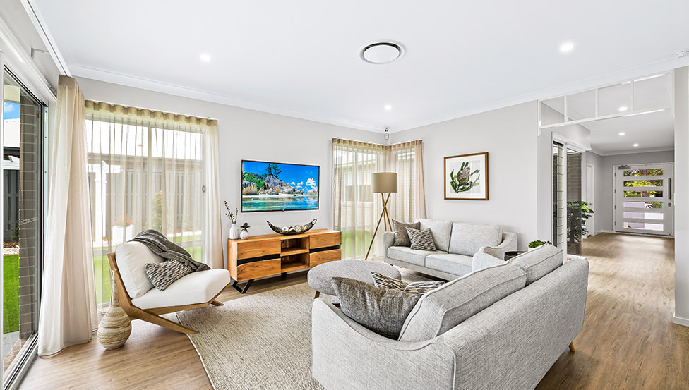 Interior Harrow Living Room