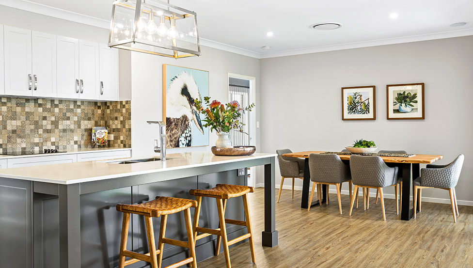 Interior Harrow Open Kitchen